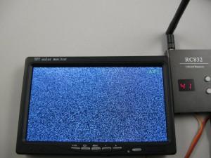 fpv monitor testing