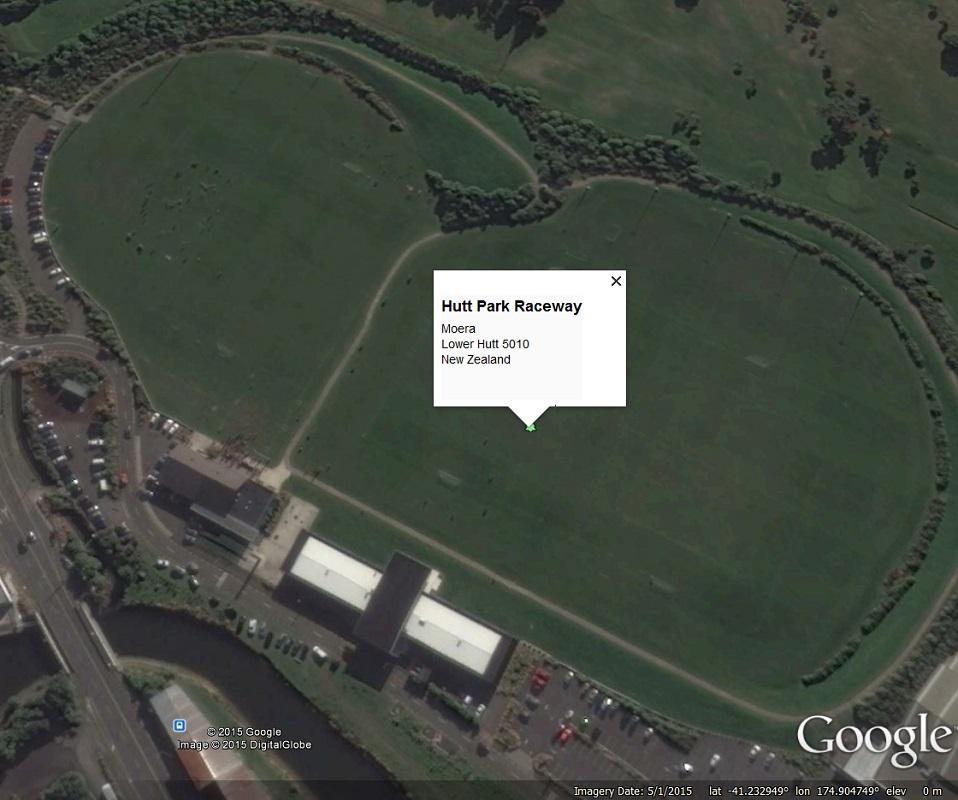 Hutt Park WMAC flying area