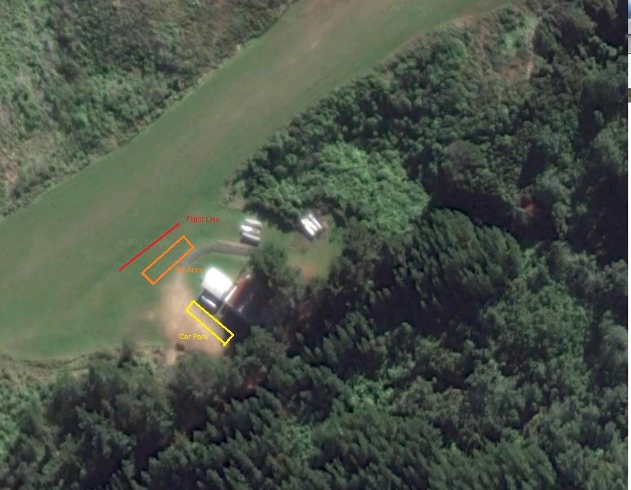 Kaitoke Flying site 2