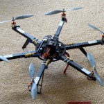 Hexacopter - 6 engines must be better than 1